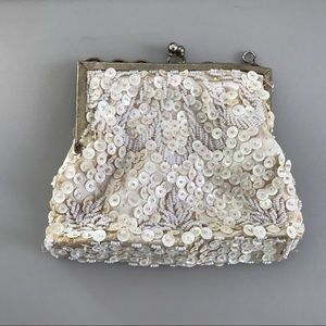 Antique Sequenced Purse